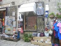 bottega di souvenir - 12 agosto 2012  - Erice (455 clic)