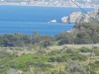 panorama costiero e Golfo di Castellammare - 6 maggio 2012  - Scopello (636 clic)