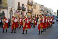 Corteo Rievocazione Storica dell'investitura a 1° Principe della Città di Carlo d'Aragona e Tagliavia - 26 maggio 2012 - Foto di Nicolò Pecoraro  - Castelvetrano (558 clic)