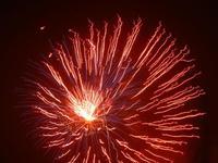 spettacolo pirotecnico - festeggiamenti in onore di Maria SS. dei Miracoli - 21 giugno 2012  - Alcamo (312 clic)