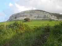 campi di grano e cava di pietra C/da DOMINGO - 4 marzo 2012  - Calatafimi segesta (694 clic)
