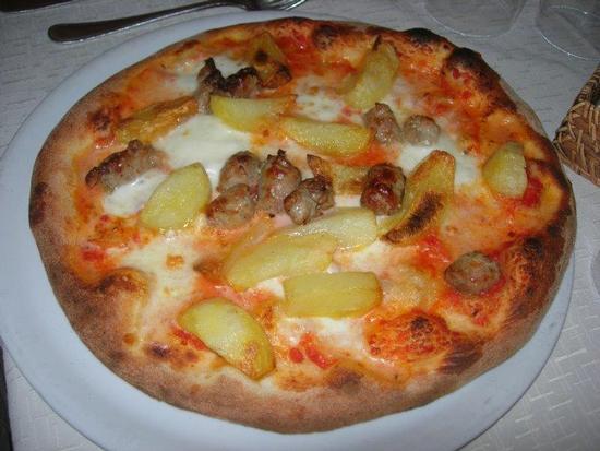 Pizza Fattorie Spezia - BUSETO PALIZZOLO - inserita il 28-Nov-16