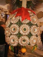 Mostra Ceto dei Borgesi in onore del SS. Crocifisso - 22 aprile 2012  - Calatafimi segesta (919 clic)