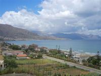 Zona Plaja - panorama ovest del Golfo di Castellammare - 24 luglio 2012  - Alcamo marina (615 clic)