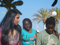 4° Festival Internazionale degli Aquiloni - I Soffi del Mondo, danze di differenti paesi a cura dell'Associazione Interculturale Narramondi Onlus - 24 maggio 2012  - San vito lo capo (236 clic)