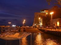 al porto - Castello a Mare - 6 settembre 2012  - Castellammare del golfo (761 clic)