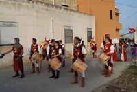 Contrada MATAROCCO - 5ª Rassegna del Folklore Siciliano - 5ª Sagra Saperi e Sapori di . . . Matarocco - 2° Festival Internazionale del Folklore - 5 agosto 2012 - Foto di NICOLO' PECORARO  - Marsala (313 clic)