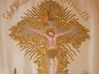 Mostra Ceto dei Borgesi in onore del SS. Crocifisso - 22 aprile 2012  - Calatafimi segesta (1223 clic)