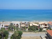 Zona Plaja - panorama sul mare - 31 luglio 2012  - Alcamo marina (288 clic)