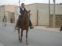 SPERONE - sfilata di cavalli - festa San Giuseppe Lavoratore - 29 aprile 2012  - Custonaci (718 clic)