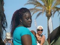 4° Festival Internazionale degli Aquiloni - I Soffi del Mondo, danze di differenti paesi a cura dell'Associazione Interculturale Narramondi Onlus - 24 maggio 2012  - San vito lo capo (302 clic)