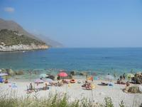 Cala Mazzo di Sciacca - 3 luglio 2012  - Castellammare del golfo (492 clic)