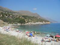 Cala Mazzo di Sciacca - 3 luglio 2012  - Castellammare del golfo (207 clic)
