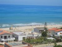 Zona Plaja - panorama sul mare - 31 luglio 2012  - Alcamo marina (243 clic)