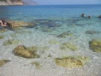 Cala Mazzo di Sciacca - 3 luglio 2012  - Castellammare del golfo (195 clic)