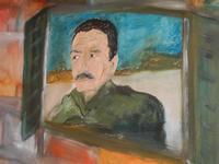 Primo Presepe artistico lu scarparu - particolare - 8 gennaio 2012  - Marinella di selinunte (1401 clic)