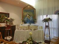 quadro Madonna della Confusione a casa di Angela e Francesco Pecoraro - 24 maggio 2012  - Alcamo (525 clic)