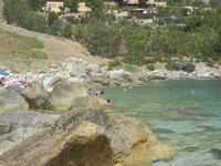 Cala Mazzo di Sciacca - 3 luglio 2012  - Castellammare del golfo (196 clic)