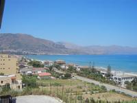 Zona Plaja - panorama ovest del Golfo di Castellammare - 31 luglio 2012  - Alcamo marina (243 clic)