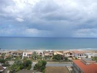 Zona Plaja - vista sul mare - 24 luglio 2012  - Alcamo marina (325 clic)