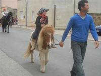 SPERONE - sfilata di cavalli - festa San Giuseppe Lavoratore - 29 aprile 2012  - Custonaci (664 clic)