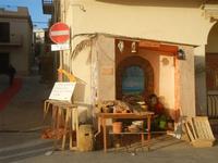 Primo Presepe artistico lu piscaturi - 8 gennaio 2012  - Marinella di selinunte (1387 clic)
