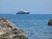 Cala Mazzo di Sciacca - 3 luglio 2012  - Castellammare del golfo (218 clic)