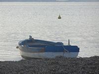 barca in riva al mare - 15 gennaio 2012  - Nubia (543 clic)