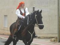 SPERONE - sfilata di cavalli - festa San Giuseppe Lavoratore - 29 aprile 2012  - Custonaci (575 clic)