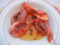 gamberi al guazzetto - 27 aprile 2012  - Alcamo marina (944 clic)