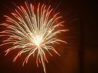 spettacolo pirotecnico - festeggiamenti in onore di Maria SS. dei Miracoli - 21 giugno 2012  - Alcamo (281 clic)