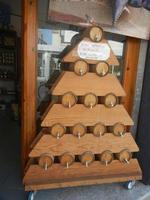 vino in mini botti - 24 maggio 2012  - San vito lo capo (539 clic)