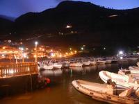 al porto - a sera - 6 settembre 2012  - Castellammare del golfo (735 clic)