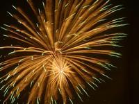 spettacolo pirotecnico - festeggiamenti in onore di Maria SS. dei Miracoli - 21 giugno 2012  - Alcamo (357 clic)