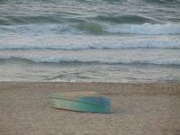 Zona Canalotto - barca in riva al mare - 15 luglio 2012  - Alcamo marina (259 clic)