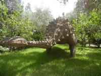 BIOPARCO di Sicilia - dinosauri - 17 luglio 2012  - Villagrazia di carini (657 clic)