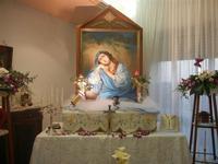 quadro Madonna della Confusione a casa di Angela e Francesco Pecoraro - 24 maggio 2012  - Alcamo (519 clic)