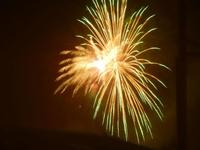 spettacolo pirotecnico - festeggiamenti in onore di Maria SS. dei Miracoli - 21 giugno 2012  - Alcamo (287 clic)