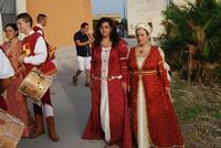 Contrada MATAROCCO - 5ª Rassegna del Folklore Siciliano - 5ª Sagra Saperi e Sapori di . . . Matarocco - 2° Festival Internazionale del Folklore - 5 agosto 2012 - Foto di NICOLO' PECORARO  - Marsala (377 clic)