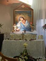 quadro Madonna della Confusione a casa di Angela e Francesco Pecoraro - 24 maggio 2012  - Alcamo (465 clic)