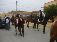 SPERONE - sfilata di cavalli - festa San Giuseppe Lavoratore - 29 aprile 2012  - Custonaci (478 clic)