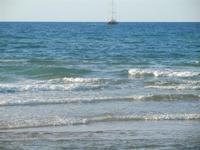 veliero ormeggiato nel golfo - 8 maggio 2012  - Castellammare del golfo (308 clic)