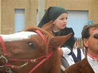 SPERONE - sfilata di cavalli - festa San Giuseppe Lavoratore - 29 aprile 2012  - Custonaci (489 clic)