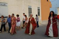 Contrada MATAROCCO - 5ª Rassegna del Folklore Siciliano - 5ª Sagra Saperi e Sapori di . . . Matarocco - 2° Festival Internazionale del Folklore - 5 agosto 2012 - Foto di NICOLO' PECORARO  - Marsala (287 clic)