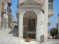 cappella di Maria SS. dei Miracoli nella Discesa al Santuario - 26 maggio 2012  - Alcamo (354 clic)