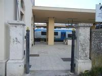 stazione ferroviaria Alcamo Diramazione - 4 marzo 2012  - Calatafimi segesta (944 clic)