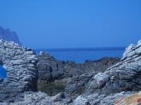 scogli e mare - all'Isulidda - 23 agosto 2012  - Macari (353 clic)