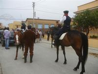 SPERONE - sfilata di cavalli - festa San Giuseppe Lavoratore - 29 aprile 2012  - Custonaci (512 clic)