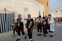 Contrada MATAROCCO - 5ª Rassegna del Folklore Siciliano - 5ª Sagra Saperi e Sapori di . . . Matarocco - 2° Festival Internazionale del Folklore - 5 agosto 2012 - Foto di NICOLO' PECORARO  - Marsala (358 clic)