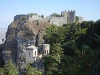 Castello di Venere e Torretta Pepoli - 12 agosto 2012  - Erice (547 clic)